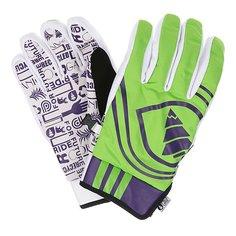 Перчатки сноубордические Picture Organic Flasher Green
