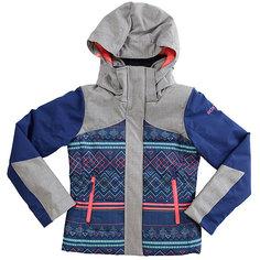 Куртка утепленная детская Roxy Flicker Girl Sodalite Blue_asta