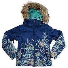 Куртка утепленная детская Roxy Jet Ski Se Girl G Snjt Sodalite Blue_garden