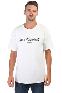 Футболка The Hundreds Rich 80 T-shirt White
