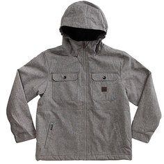 Куртка детская Billabong Matt Boy Grey Heather
