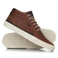 Кеды кроссовки высокие DC Shoes Council Mid Lx Worn Vintage