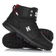 Ботинки высокие DC Shoes Torstein Black/Athletic Red/W