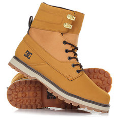 Ботинки высокие DC Shoes Uncas Wheat/Black/Dk Choco