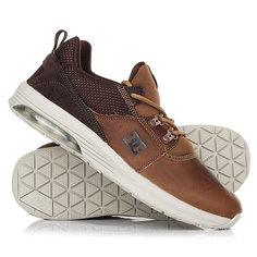 Кроссовки DC Shoes Heathrow Ia Lx Brown/Dk Chocolate
