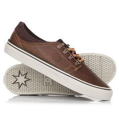 Кеды кроссовки низкие DC Shoes Trase Lx Worn Vintage