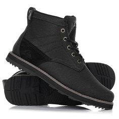 Ботинки высокие Quiksilver Targ Solid Black