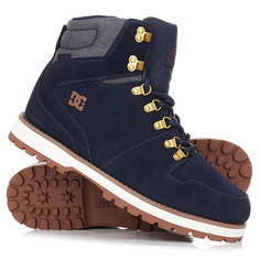 Ботинки высокие DC Peary Navy/Dk Chocolate