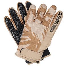 Перчатки DC Deadeye Glove British Desert Camo