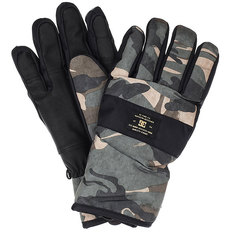 Перчатки DC Franchise Glove British Woodland Cam