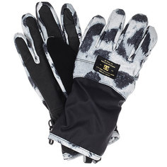 Перчатки женские DC Franchise Snow Leopard
