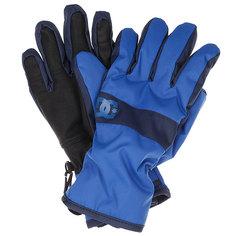 Перчатки детские DC Franchise Nautical Blue