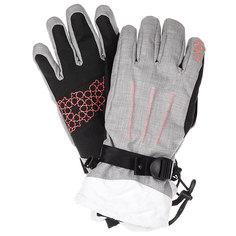Перчатки женские Roxy Big Bear Gloves Heritage Heather