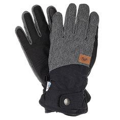 Перчатки женские Roxy Vermont Gloves True Black