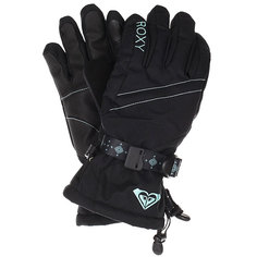 Перчатки женские Roxy Crystal Gloves True Black