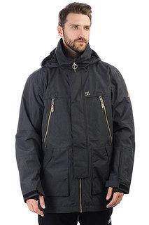 Куртка утепленная DC Shoes Command Black