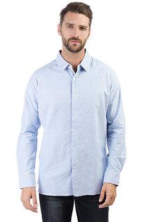 Рубашка Запорожец Выходная Оксфорд Blue