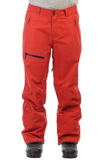 Штаны сноубордические Quiksilver Forever Gore Ketchup Red
