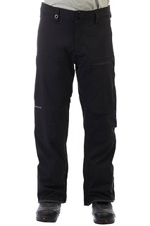 Штаны сноубордические Quiksilver Tr Stretch Black