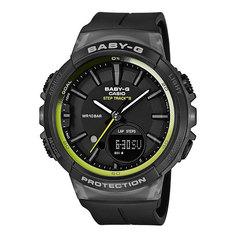 Кварцевые часы женский Casio G-Shock Baby-g bgs-100-1a