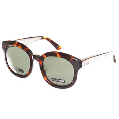 Очки женские Roxy Amazon Shiny Tortoise/Green