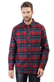 Рубашка в клетку Billabong Henderson Red