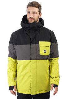 Куртка утепленная Billabong Tribong Yellow