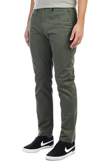 Штаны прямые Billabong Doheny Chino Military