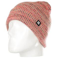 Шапка женская DC Joyfull Hats Fiery Coral