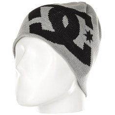 Шапка DC Big Star Hats Grey Heather