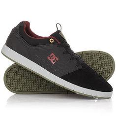 Кеды кроссовки низкие DC Thesis Black/Grey