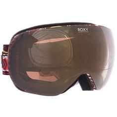 Маска для сноуборда женский Roxy Popscreen Rooibos Tea Botanic