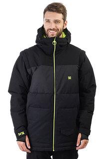 Куртка утепленная Quiksilver Downhill Black