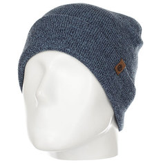 Шапка Element Carrier Beanie Denim Heathr