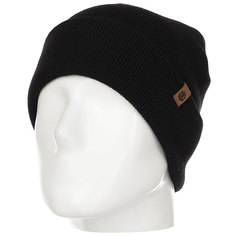 Шапка Element Carrier Beanie All Black