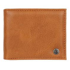 Кошелек Element Bowo Wallet Rust Brown