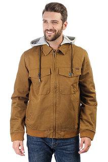 Куртка Billabong Barlow Twill Tobacco