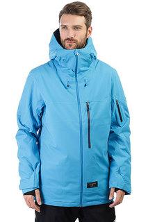 Куртка утепленная Billabong Equinox Aqua Blue