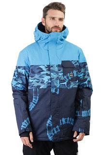 Куртка утепленная Billabong Tribong Bulleye Blue