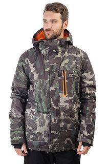 Куртка утепленная Billabong All Day Camo