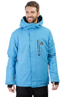 Куртка утепленная Billabong All Day Aqua Blue