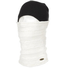 Шарф снуд женский Rip Curl Knit Tube Optical White