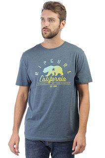 Футболка Rip Curl California Indian Teal Marle