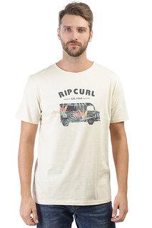 Футболка Rip Curl Van Surf Bone White