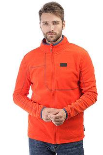 Толстовка классическая Rip Curl Micro Fleece Fz Orange