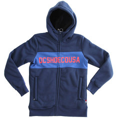 Толстовка сноубордическая детская DC Billboard Yth Insignia Blue