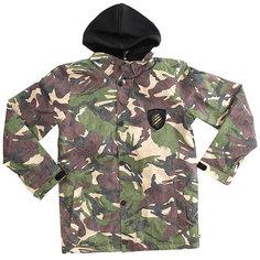Куртка утепленная детская DC Cash Only British Woodland Cam