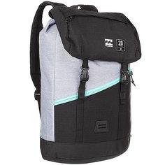Рюкзак туристический Billabong Track Pack Black/Mint