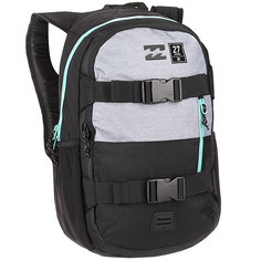 Рюкзак спортивный Billabong Command Skate Pack Black/Mint