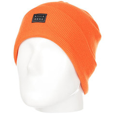 Шапка Billabong Disaster Orange